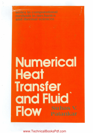 Numerical Heat Transfer and Fluid Flow By Suhas V Oatankar