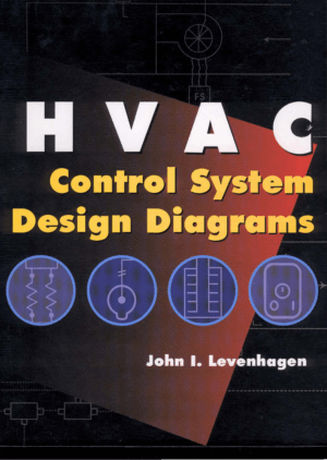 HVAC Control System Design Diagrams by John I. Levenhagen