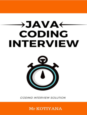 Java Coding Interview Coding Interview Solution by Kotiyana