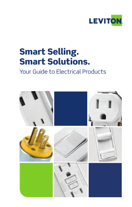 Smart Selling Smart Solutions Your Guide to Electrical Products