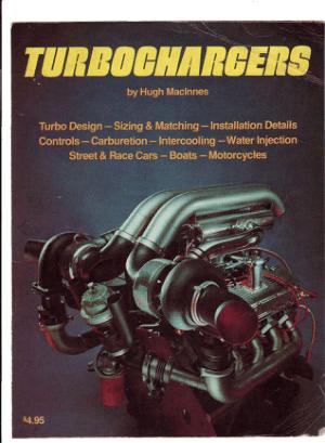 Turbochargers by Hugh Maclnnes