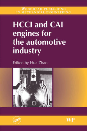 HCCI and CAI Engines for the Automotive Industry Edited by Ch. Nagendra
