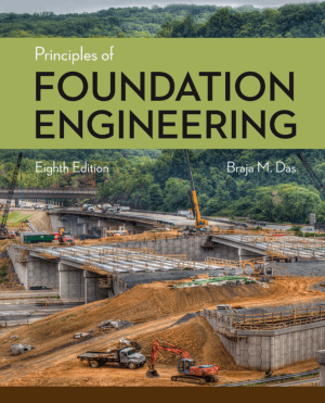 Principles of Foundation Engineering Eighth Edition by Braja M. Das