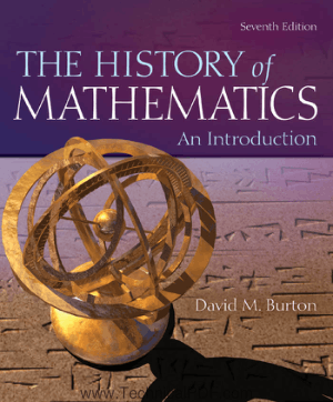 The History of Mathematics an Introduction Seventh Edition by David M. Burton