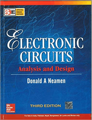 Electronic Circuit Analysis and Design by Donal A. Neamen