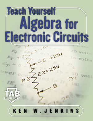 Teach Yourself Algebra for Electric Circuits by K. W. Jenkins