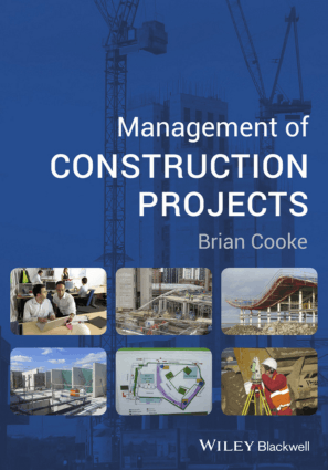 Management of Construction Projects by Brian Cooke PDF