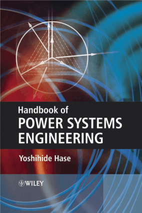 Handbook of Power System Engineering by Yoshihide Hase