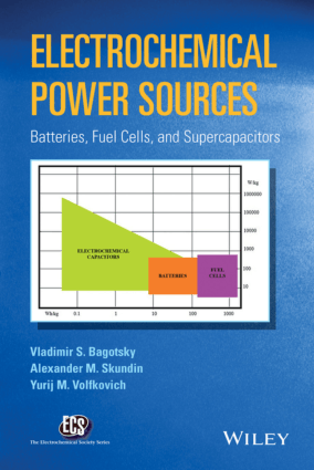 Electrochemical Power Sources Batteries, Fuel Cells, and Supercapacitors by Vladimir S. Bagotsky, Alexander M. Skundin and Yurij M. Volfkovich