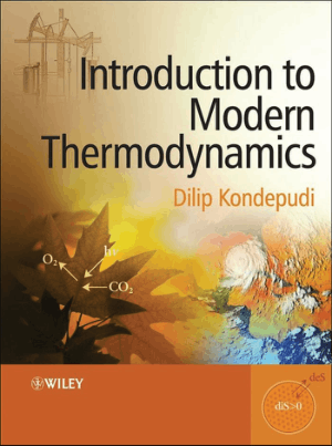 Introduction to Modern Thermodynamics by Dilip Kondepudi