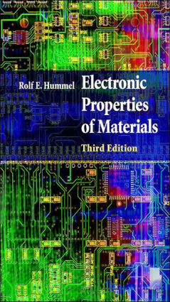 Electronic Properties of Materials Third Edition by Rolf E. Hummel