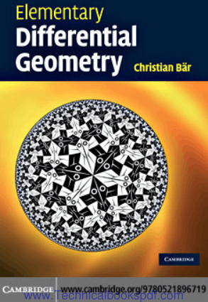 Elementary Differential Geometry by Christian Bar PDF free Download