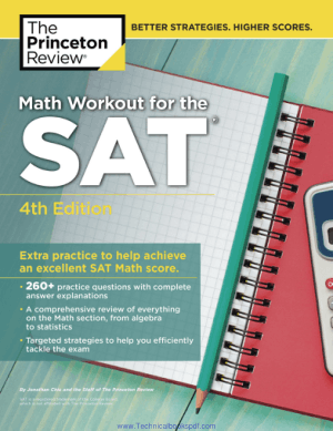Math Workout for the SAT 4th Edition PDF