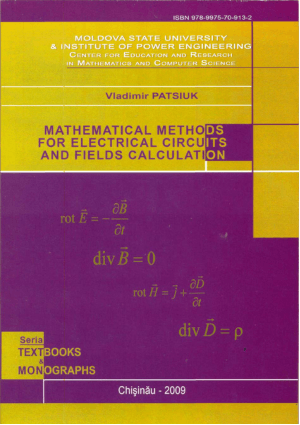 Mathematical Methods for Electrical Circuits and Fields Calculation by Vladimir Patsiuk