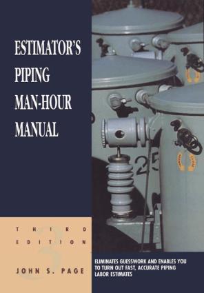 Estimators Electrical Man Hour Manual Third Edition John S. Page