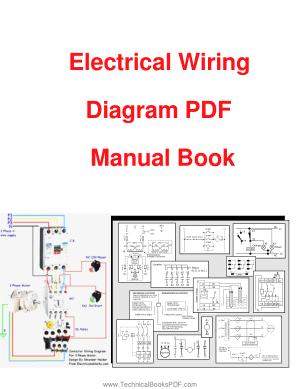 Electrical Wiring Diagram PDF Manual Book