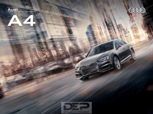 2017 Audi A4 Car Owners Manual
