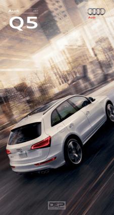 2017 Audi Q5 Car Owners Manual