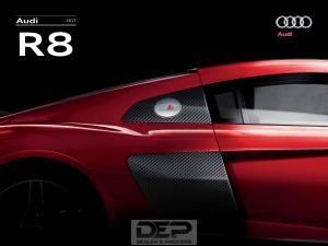 2017 Audi R8 Car Owners Manual