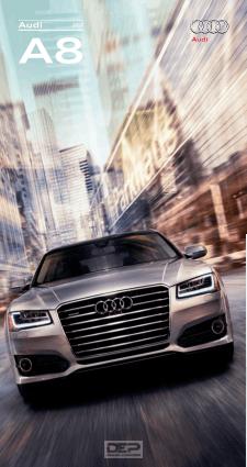 2017 Audi S8 Plus Car Owners Manual