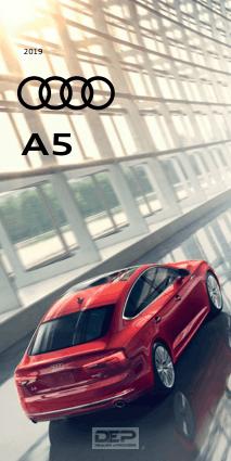 2019 Audi S5 Car Owners Manual