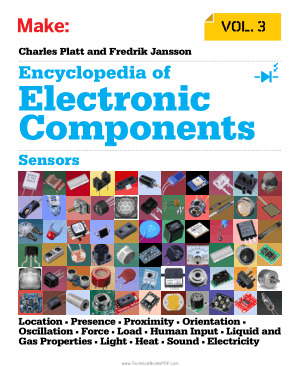 Encyclopedia of Electronic Components by Charles Platt and Fredrik Jansson