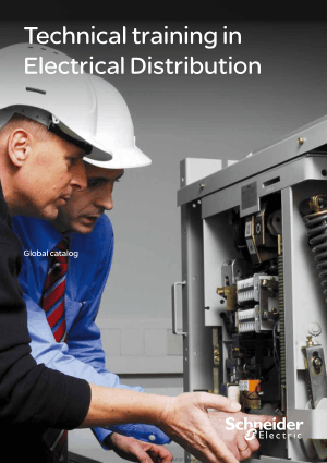 Technical Training in Electrical Distribution