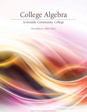 College Algebra an Investigation of Functions 1st Edition