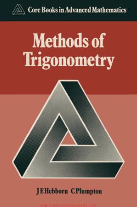Methods of Trigonometry By J E Hebborn