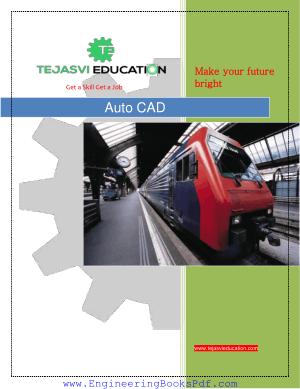Auto CAD tejasvieducation