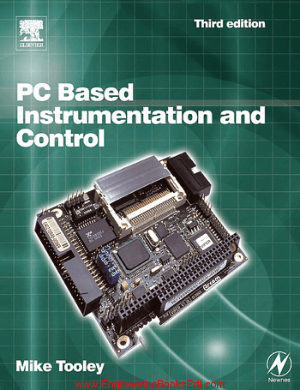 PC Based Instrumentation and Control 3rd Edition By Mike Tooley