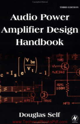 Audio Amplifier Design Handbook