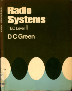 Green Radio Systems TecLevel II