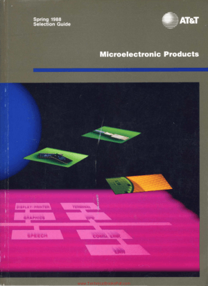 Microelectronic Products Selection Guide