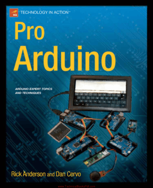 Pro Arduino Apress