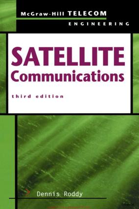 Satellite Communications Dennis Roddy Third Edition