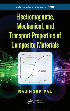 Electromagnetic Mechanical and Transport Properties of Composite Materials By Rajinder Pal