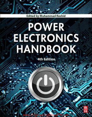 Power Electronics Handbook Fourth Edition