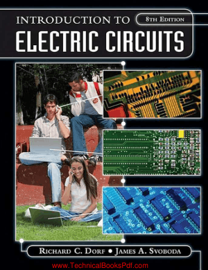 Introduction to Electric Circuits 8th Edition By Richard C Dorf and James A Svoboda
