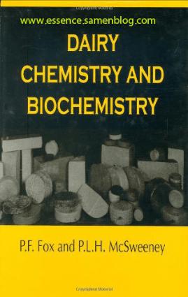 Dairy Chemistry and Biochemistry