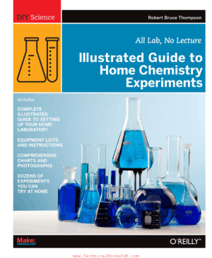 Illustrated Guide to Home Chemistry Experiments First Edition