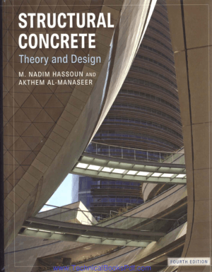 Structural Concrete Theory and Design Fourth Edition
