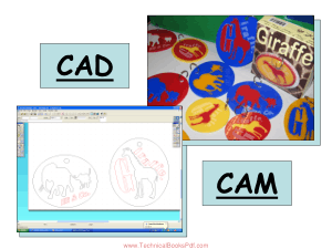 CAD CAM Introduction