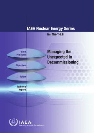 Managing the Unexpected in Decommissioning