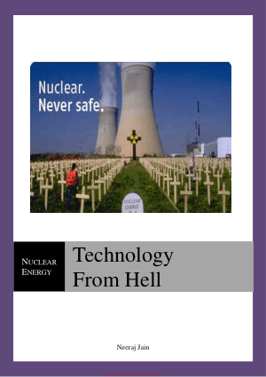 Nuclear Energy From Hell By Neeraj Jain