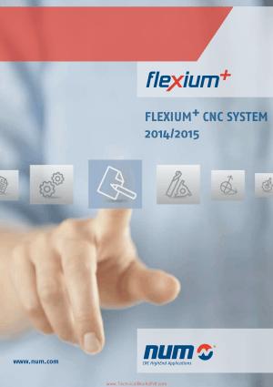 Flexium+ CNC System 2014-2015