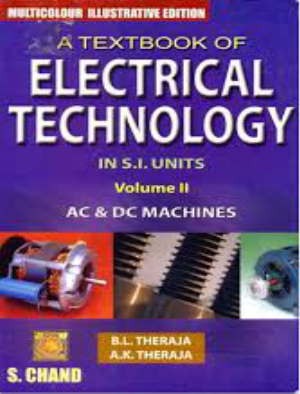 A Textbook of Electrical Technology Volume 2 by theraja