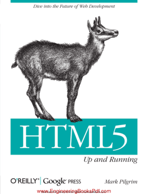HTML5 Up and Running