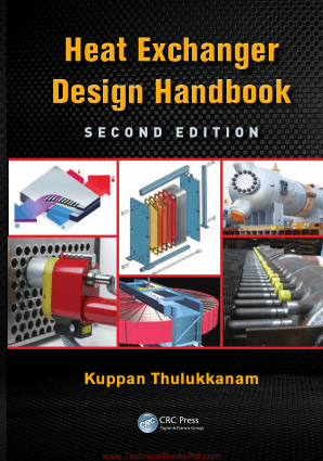 Heat Exchanger Design Handbook Second Edition By Kuppan Thulukkanam