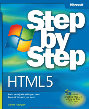 HTML5 Step By Step By Faithe Wempen By Faithe Wempen